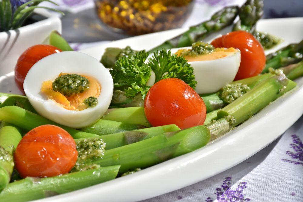 La dieta saludable ayuda aumentar la energía