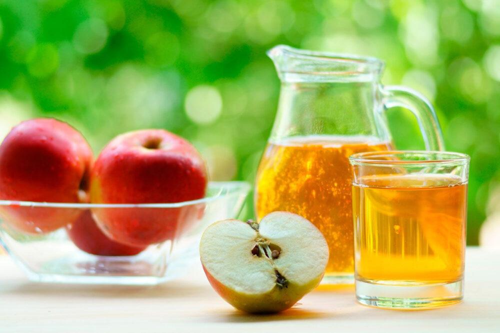 La fructuosa se encuentra en varios alimentos como la manzana