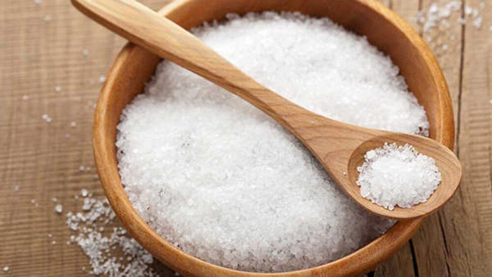 La sal de Epsom ayuda con el estreñimiento
