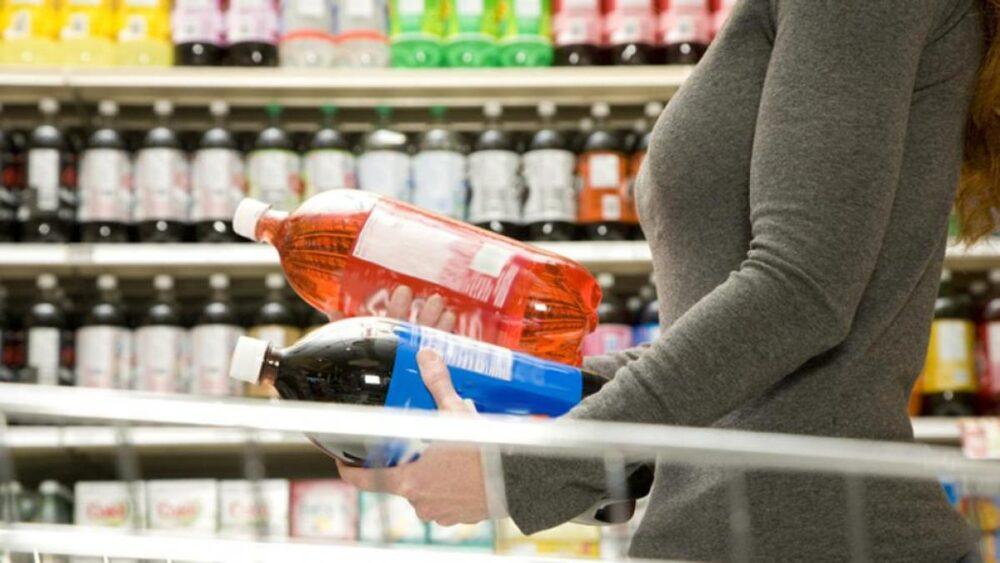 La soda azucarada puede causar resistencia a la insulina