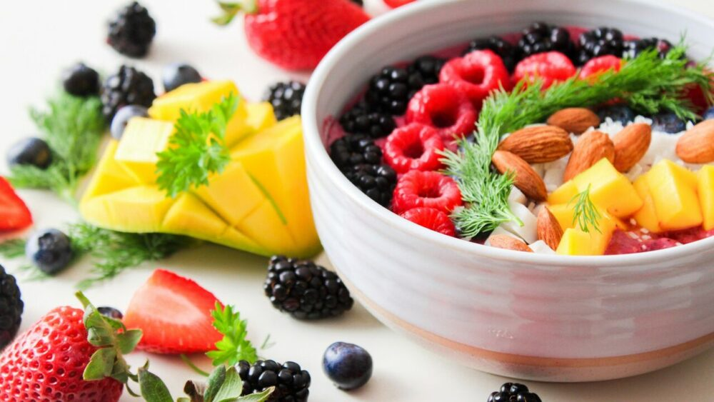 Las Frutas son buenas para la salud