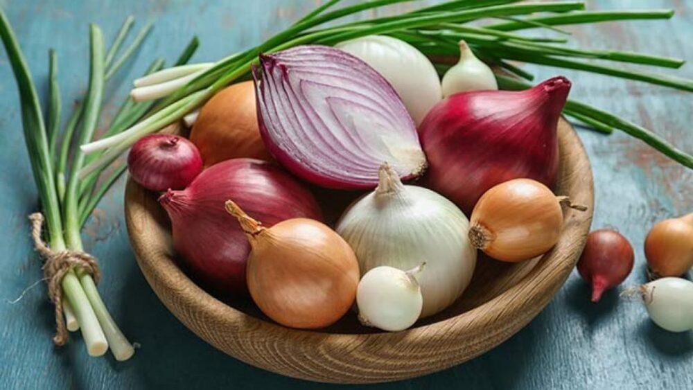 Las cebollas contienen compuestos para combatir el cáncer