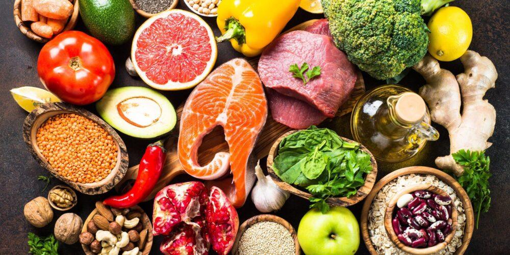 Los alimentos mas nutritivos del mundo