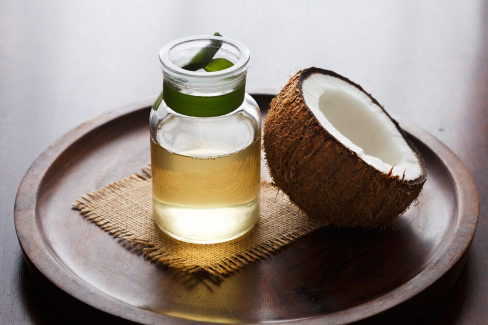 Los beneficios a la salud del aceite de coco