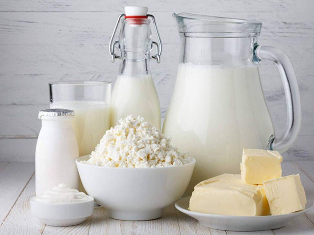 Los productos lácteos causan acné