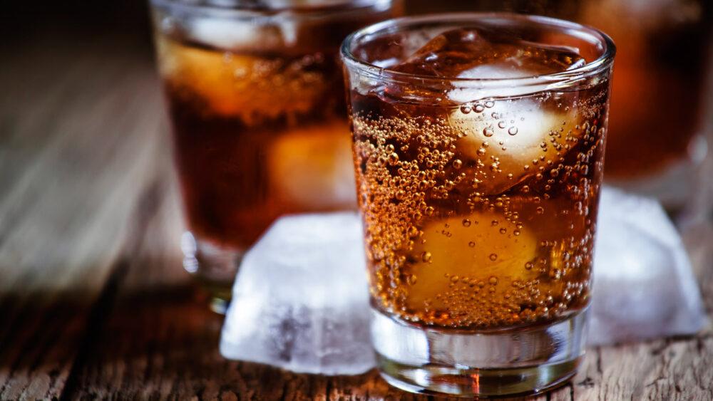 Puede que la soda azucarada pueda ser adictiva