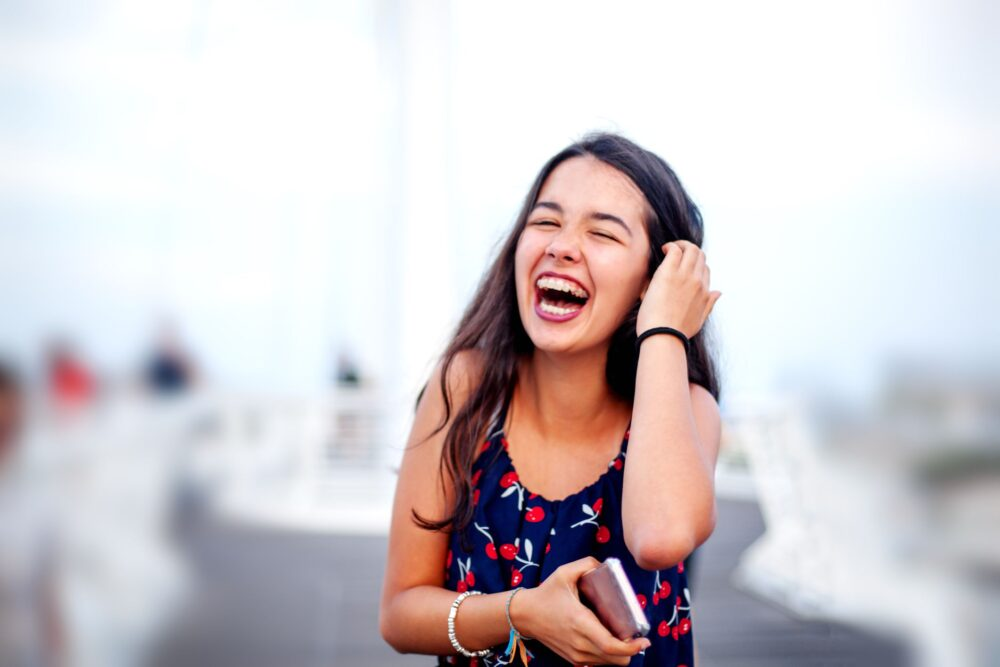 Reírse es bueno para atacar la ansiedad