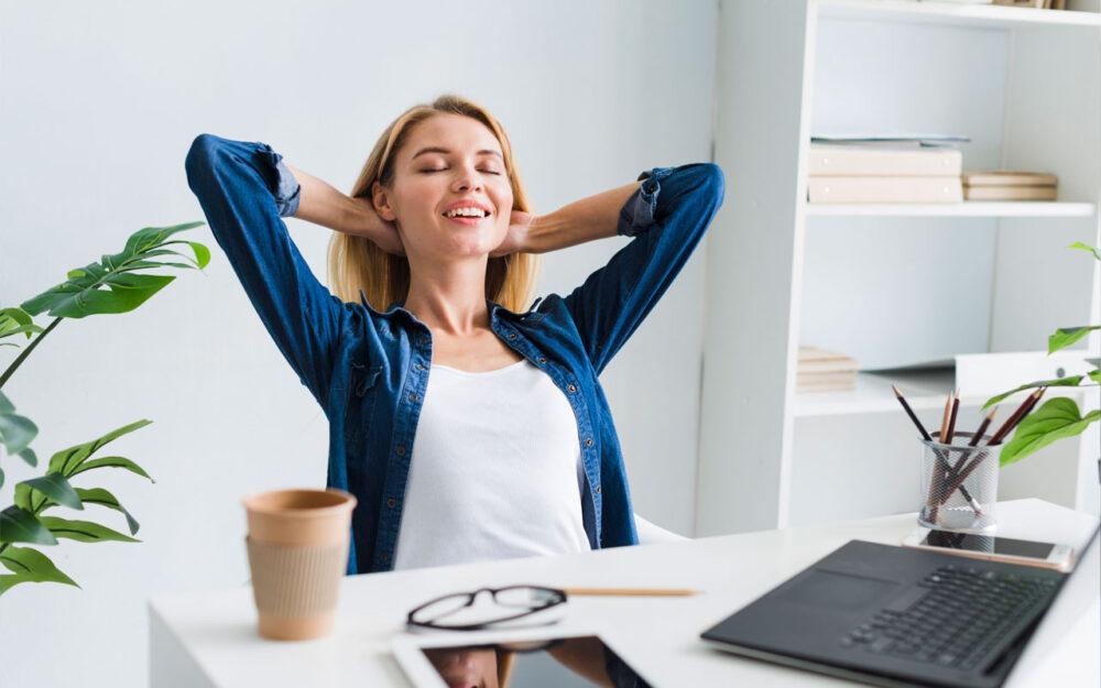 Reduzca el estrés la mejor forma de aumentar la energía