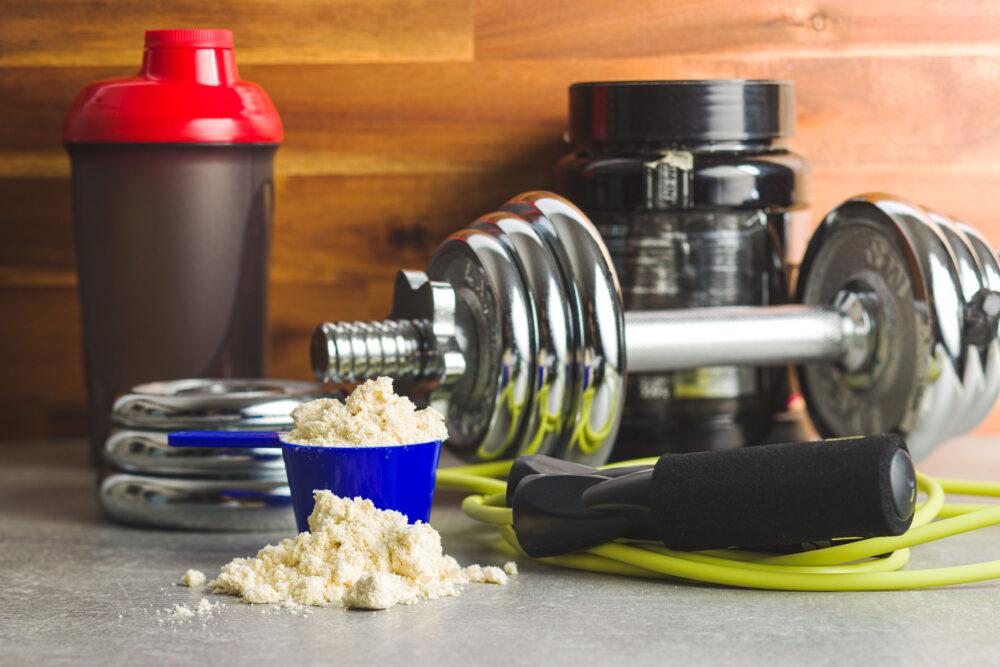 Suplementos para ganar peso y masa muscular