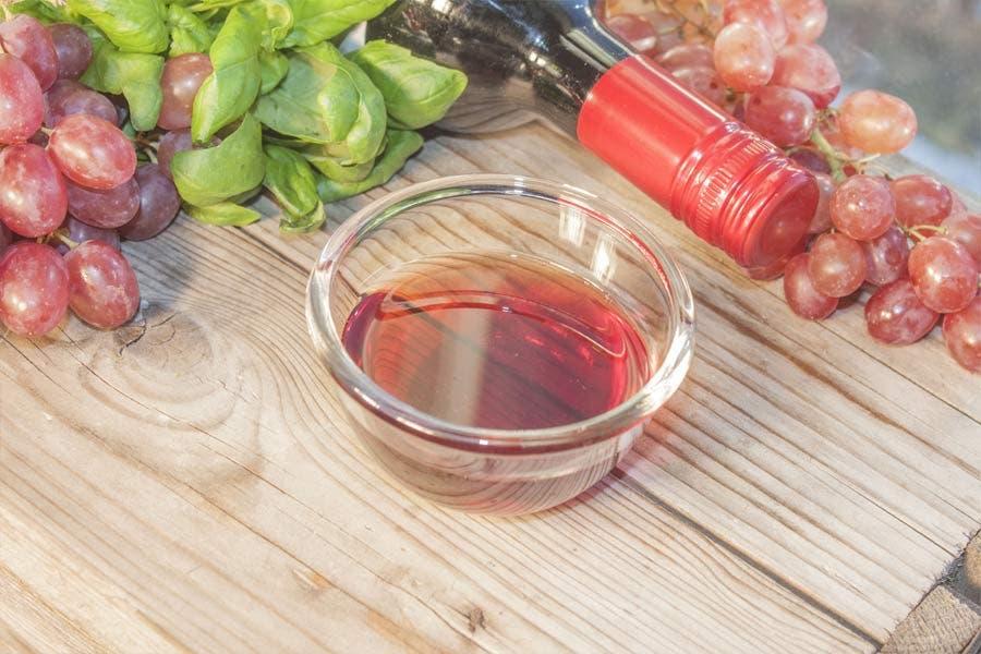 Vinagre de vino tinto