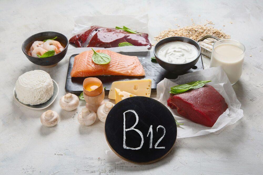 Vitamina B12 para Adulto