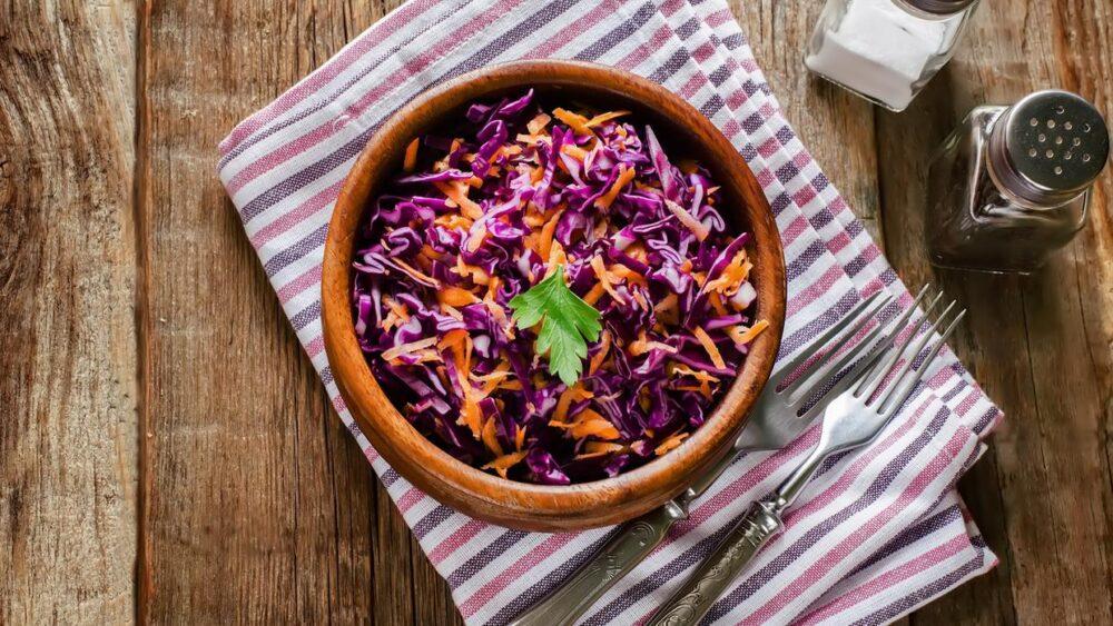 Zanahoria morada fácil de agregar en dietas