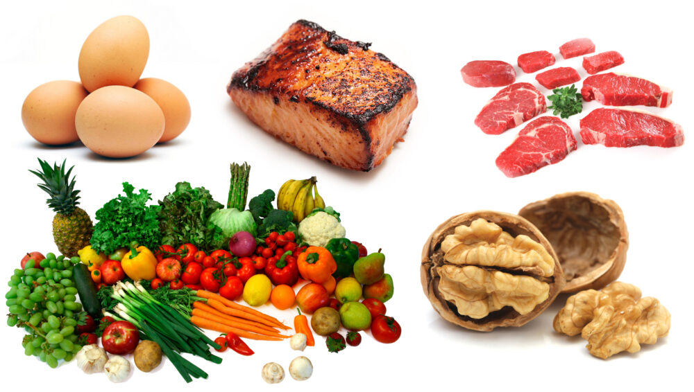 ¿Cómo se sigue la dieta de la zona?