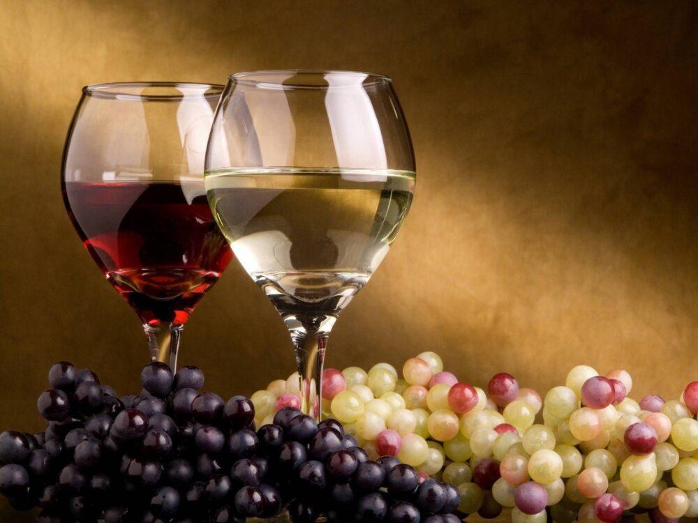 Vino tinto contra vino blanco: ¿Cuál es más saludable?