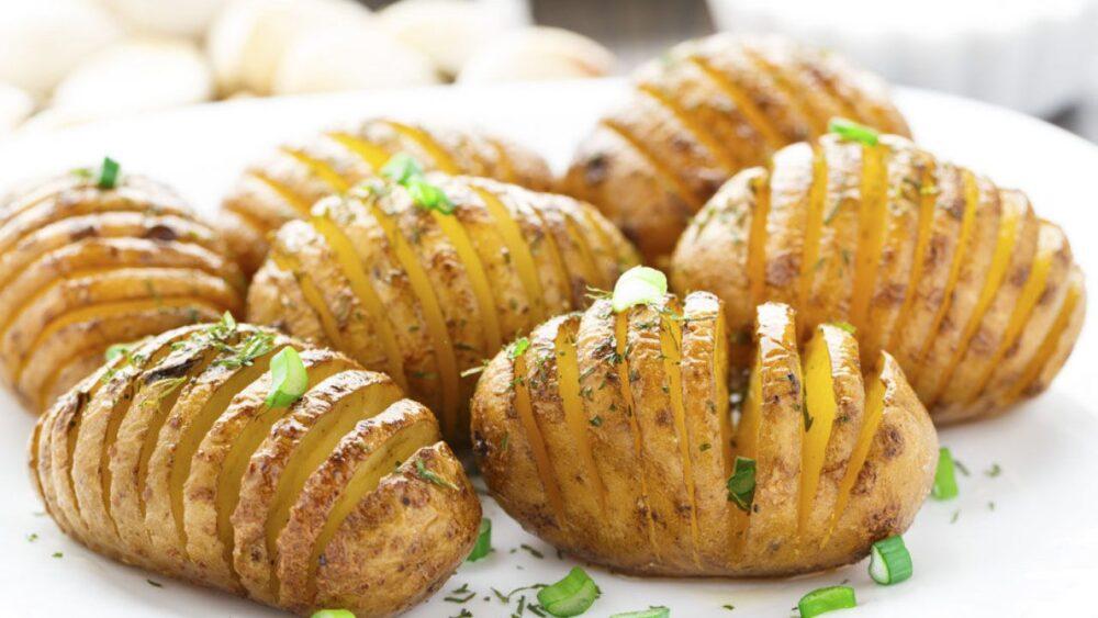 ¿Cuál es la mejor manera de almacenar patatas?