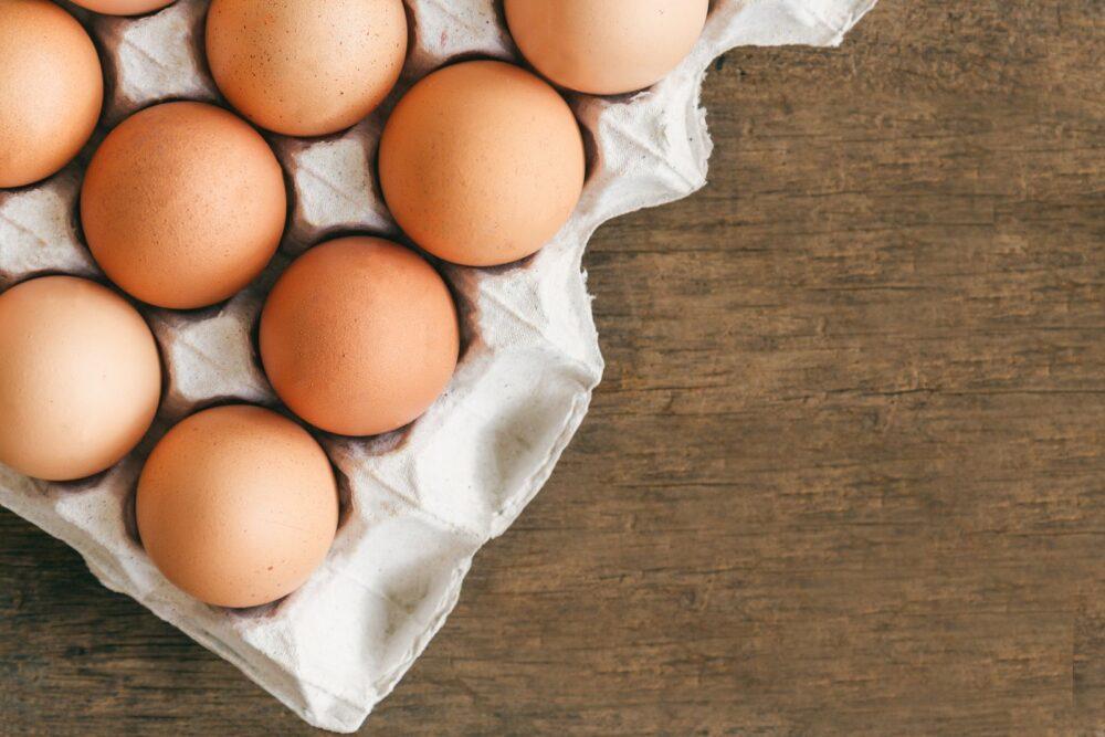 ¿Cuánto tiempo duran los huevos?