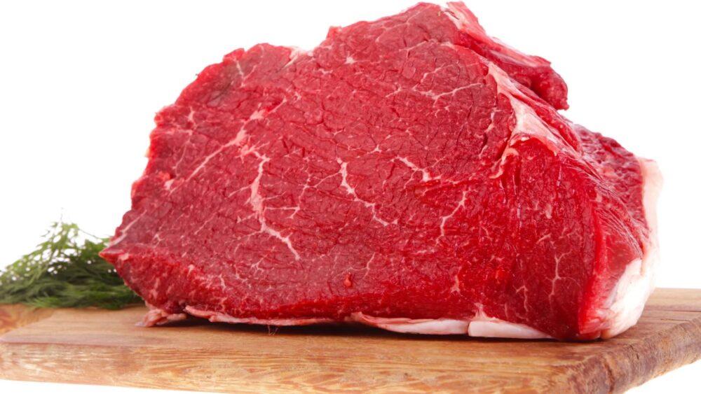 ¿Es mala la carne roja?
