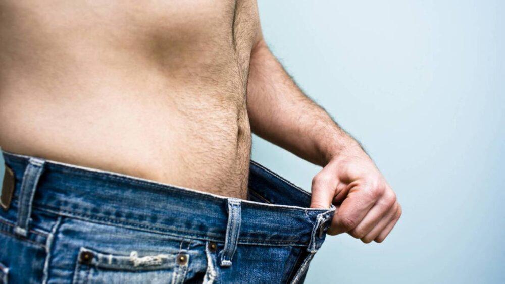 ¿Es malo perder peso demasiado rápido?
