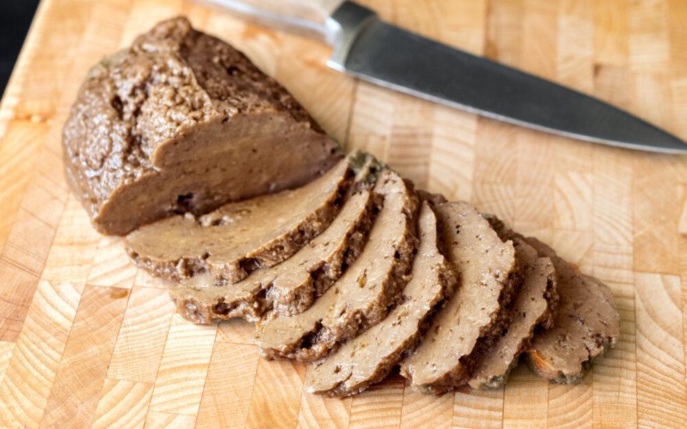 ¿Es saludable el Seitán (Gluten de trigo vital)?