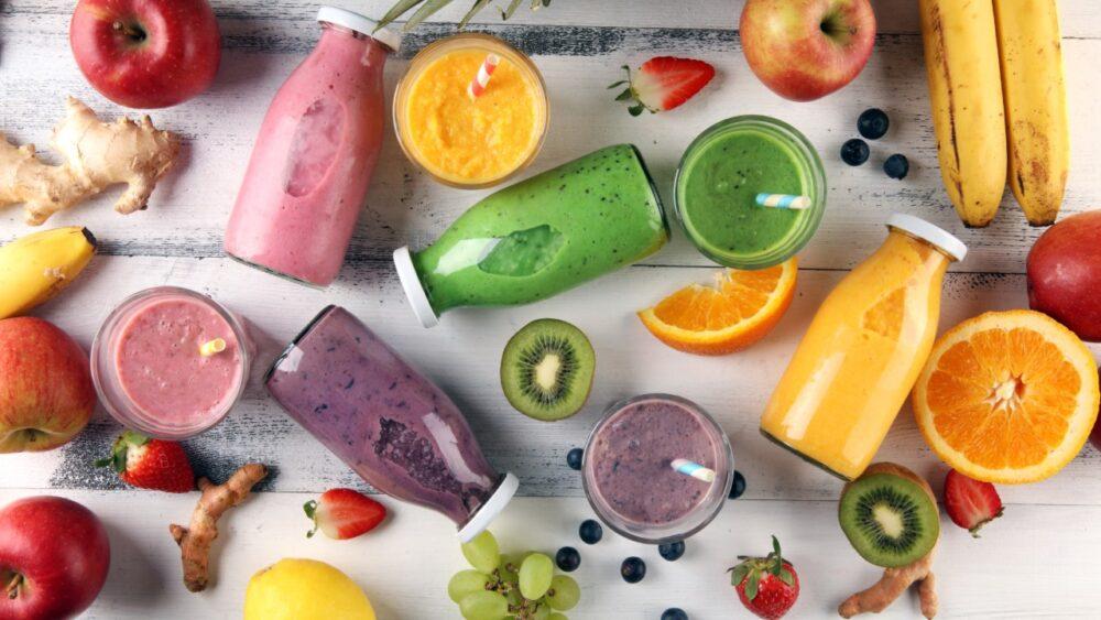 ¿Las dietas de desintoxicación y las limpiezas funcionan realmente?