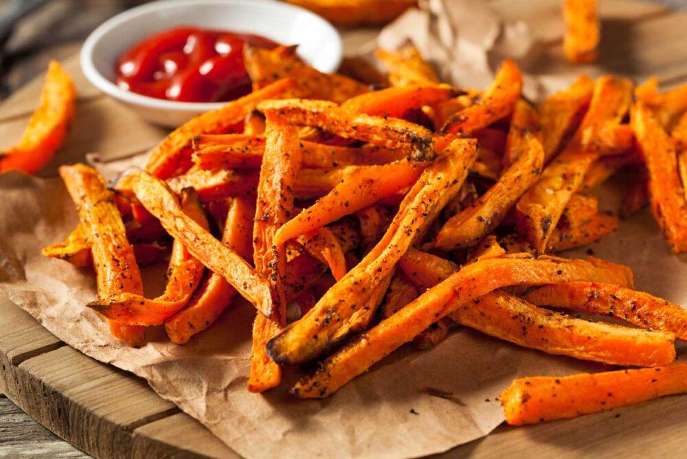 ¿Qué tipo de papa frita debe escoger?