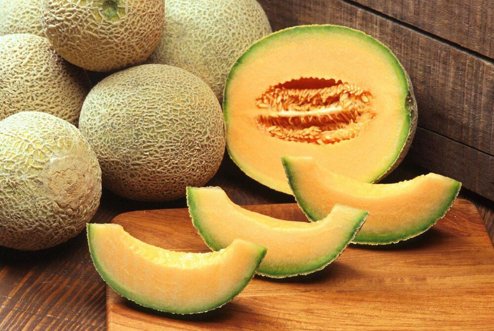 10 Sorprendentes beneficios del melón dulce