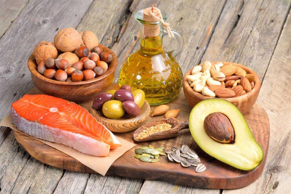 10 alimentos altos en grasa que son realmente súper saludables