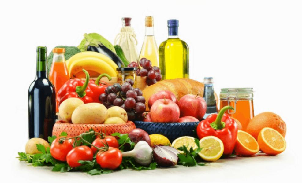 10 alimentos para comer en la dieta MIND