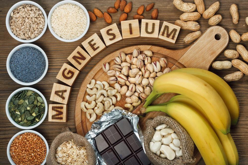 10 alimentos ricos en magnesio que son súper saludables