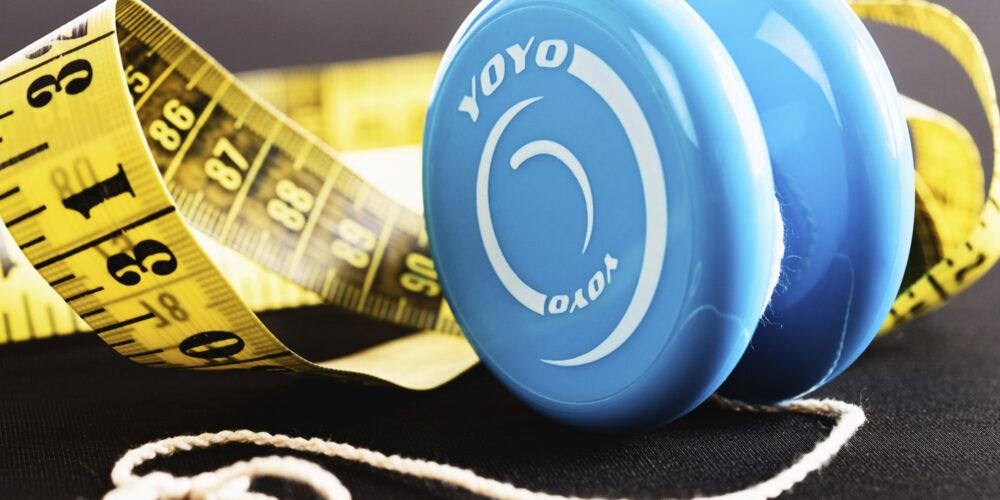 10 sólidas razones por las que la dieta del yo-yo es mala para ti