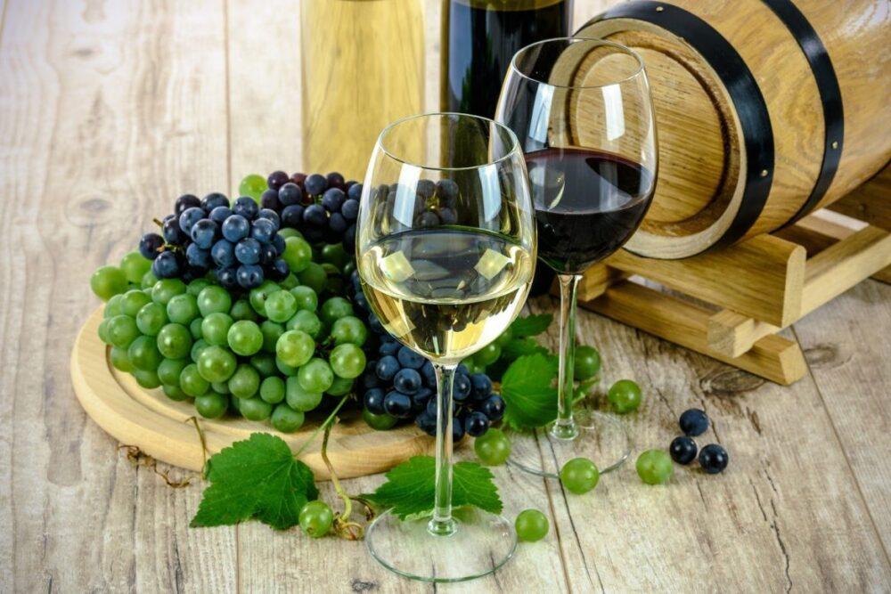 11 sustitutos no alcohólicos del vino (tanto tinto como blanco)
