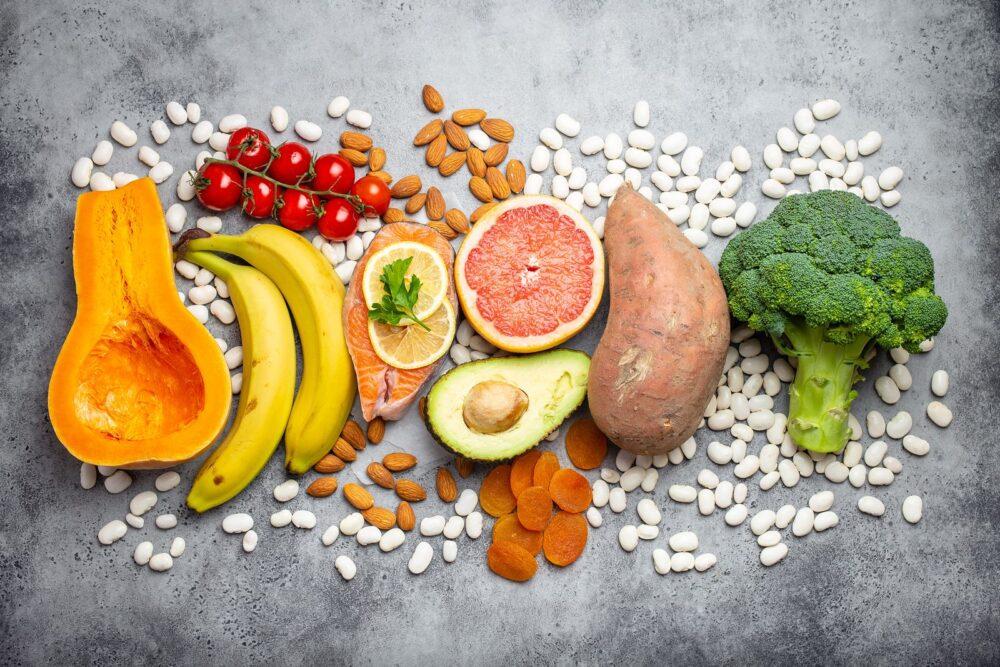 14 Alimentos saludables con alto contenido de potasio