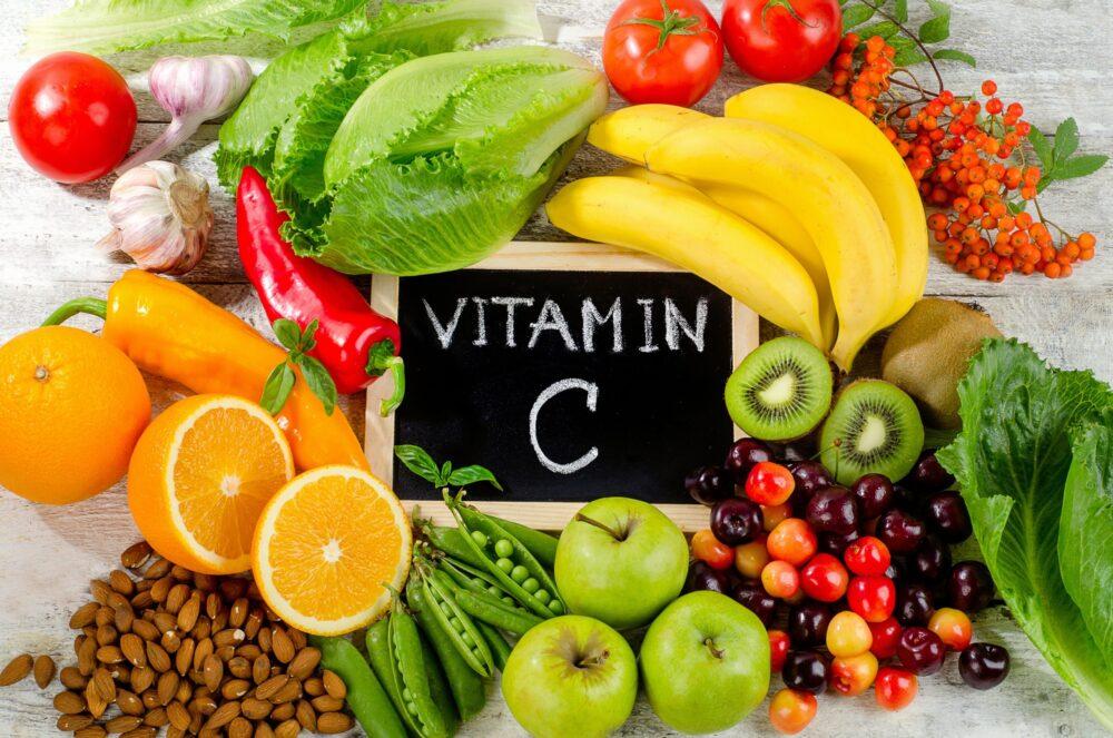 20 alimentos con alto contenido de vitamina C