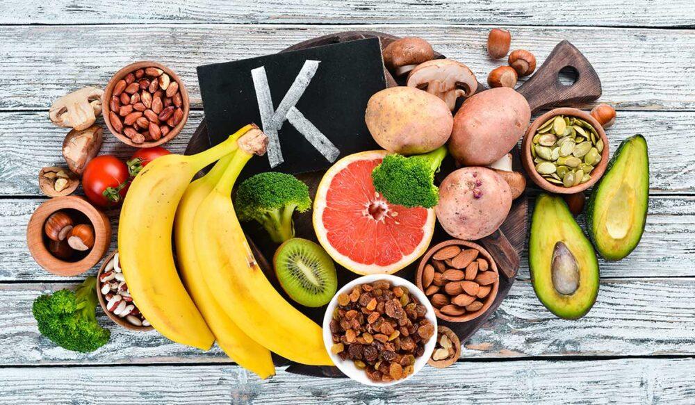 20 alimentos con alto contenido de vitamina K
