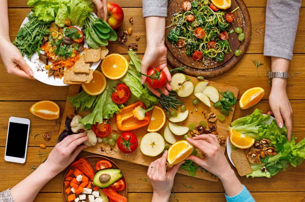 21 Razones para comer comida de verdad