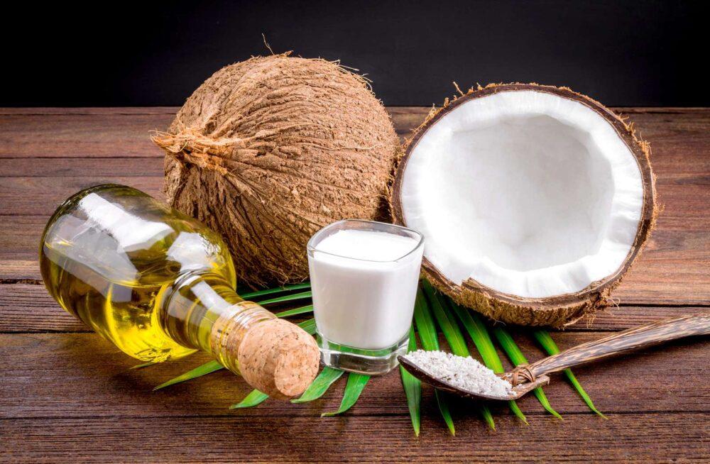 5 Beneficios y usos del vinagre de coco