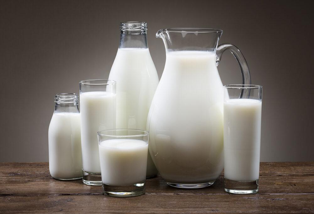 5 maneras en que beber leche puede mejorar su salud