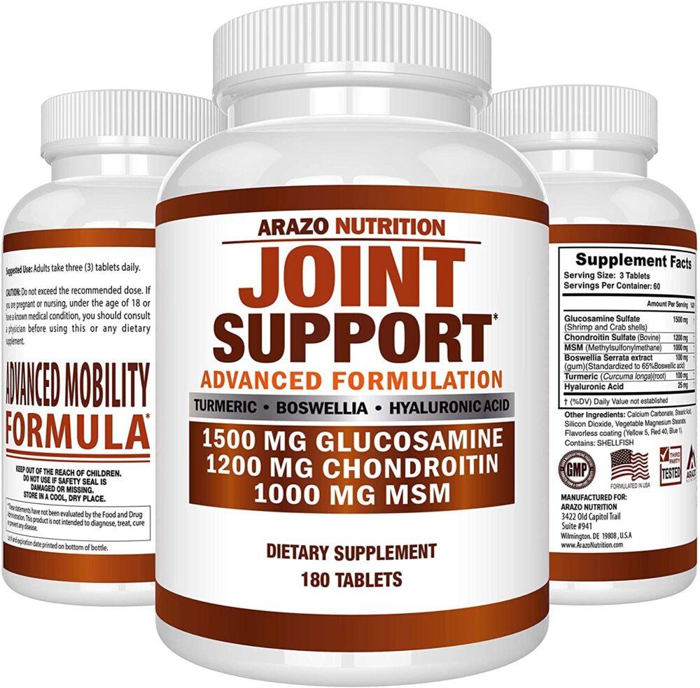 6 suplementos que combaten la inflamación