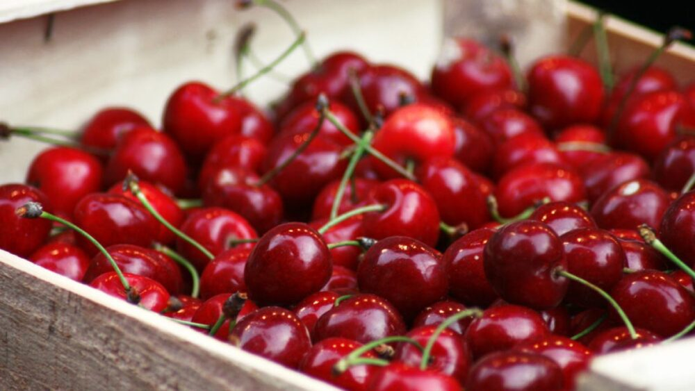7 Impresionantes beneficios para la salud de las cerezas