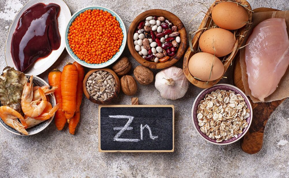7 Signos y síntomas de la sobredosis de zinc