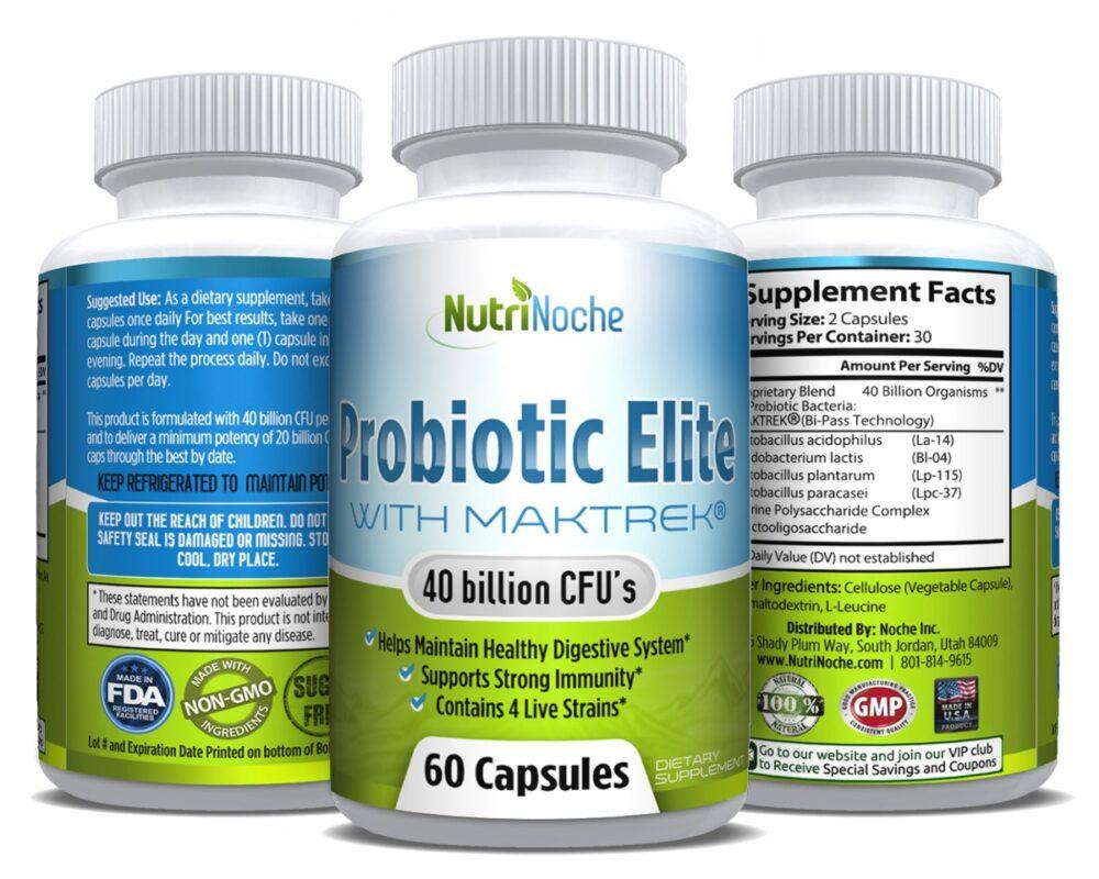 8 Beneficios para la salud de los probióticos
