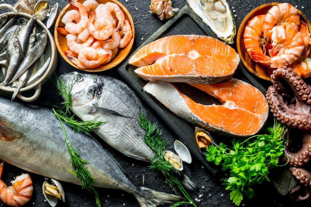 9 Alimentos saludables que son ricos en yodo