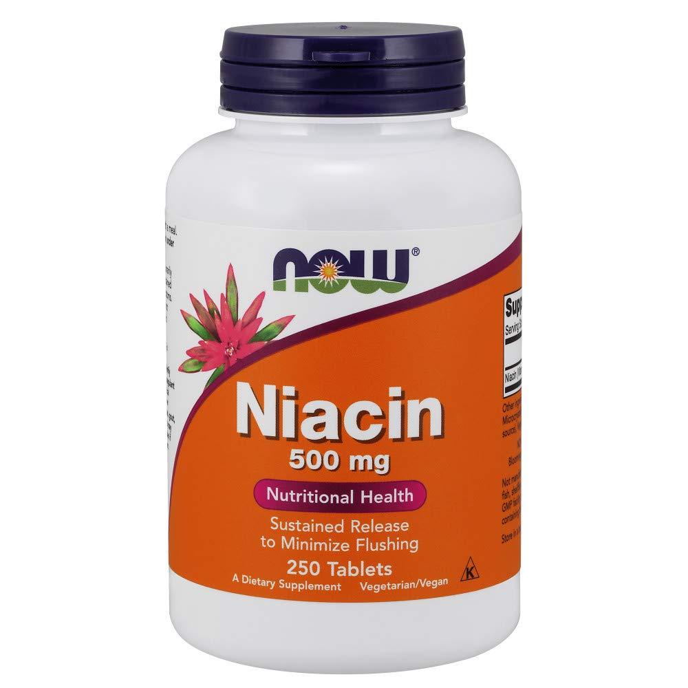 9 Beneficios de la Niacina para la salud