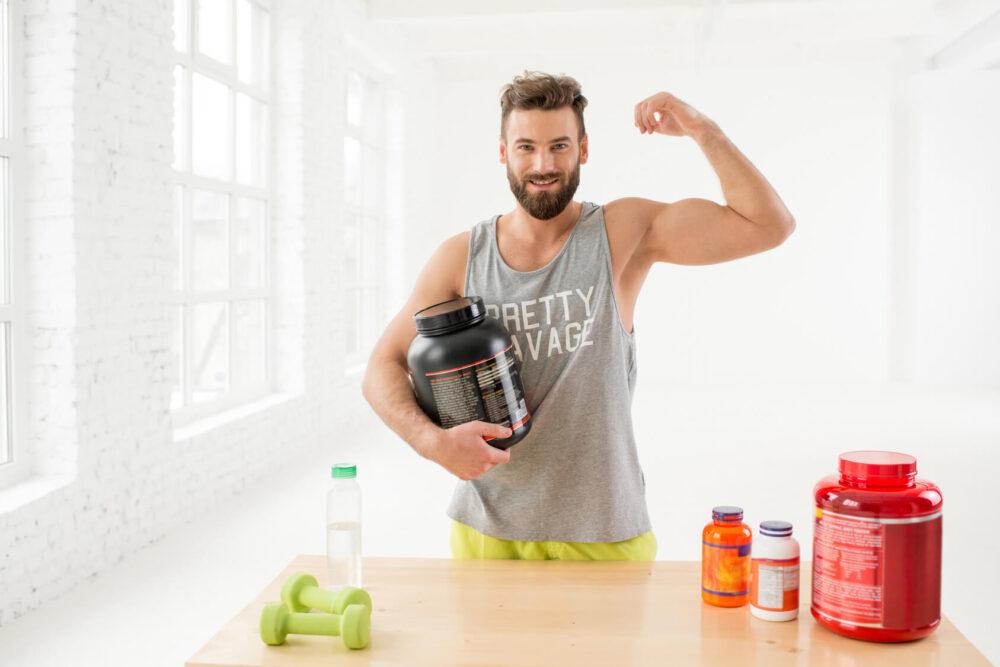 Acelera el crecimiento muscular