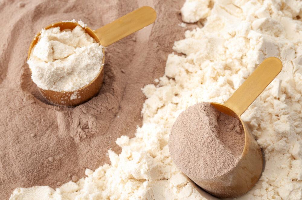 Alimentos con alto contenido en AACR