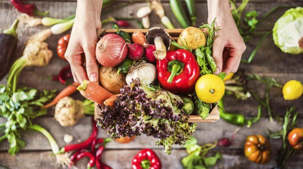 Alimentos orgánicos procesados