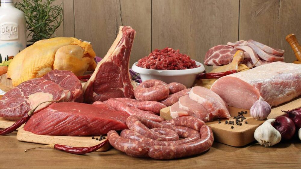 Alimentos que deben limitarse o evitarse