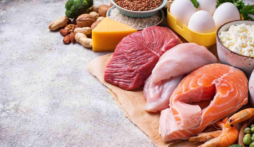 Alimentos que tienen una baja densidad calórica
