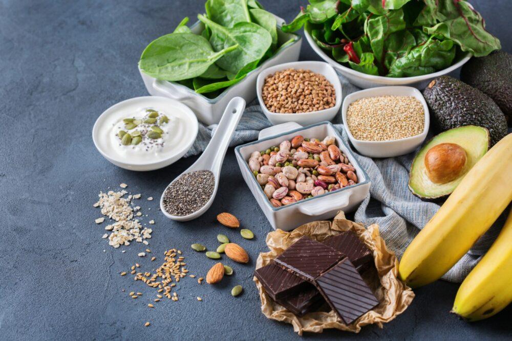 Alimentos ricos en cromo y magnesio