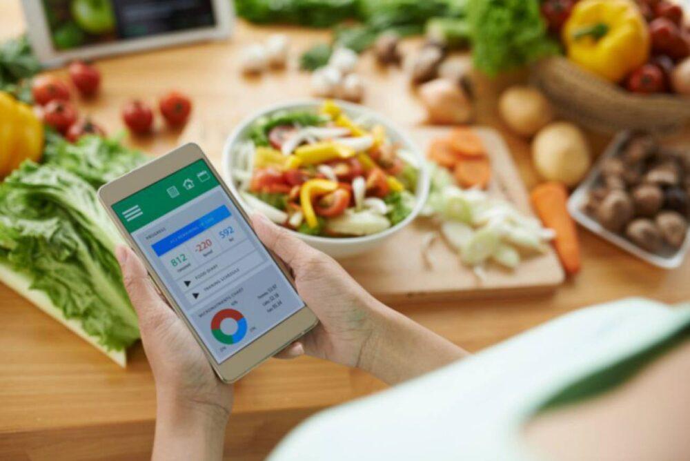 Aplicaciones que ayudan a controlar las calorias